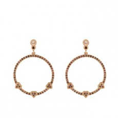 PENDIENTES SUNFIELD CIRCLE
