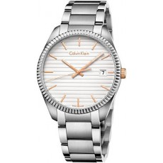 RELOJ CALVIN KLEIN ALLIANCE XL BLANCO