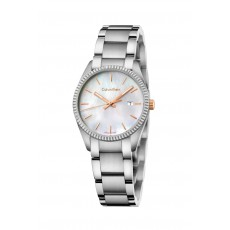RELOJ CALVIN KLEIN ALLIANCE SMALL BLANCO