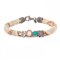 PULSERA SUNFIELD PITON MULTICOLOR