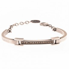 PULSERA SLAVE DIAMONDS COÑAC