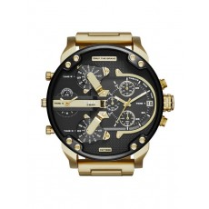 RELOJ DIESEL MR. DADDY 2.0 DORADO