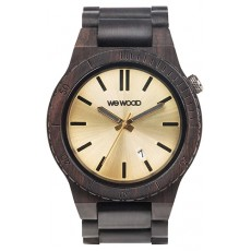 RELOJ WEWOOD ARROW BLACK GOLD