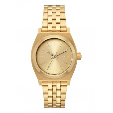RELOJ NIXON MEDIUM TIME TELLER GOLD