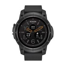 RELOJ NIXON MISSION ALL BLACK