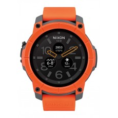 RELOJ NIXON MISSION ORANGE