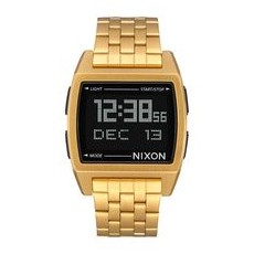 RELOJ NIXON BASE ALL GOLD