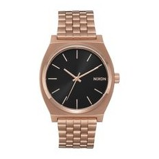 RELOJ NIXON TIME TELLER BLACK SUNRAY ROSE