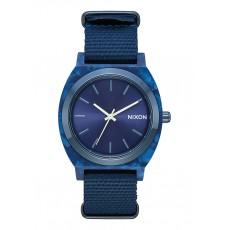 RELOJ NIXON TIME TELLER ACETATE ALL BLUE
