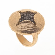 ANILLO CRASH NEGRO