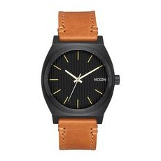 RELOJ NIXON TIME TELLER BLACK/STAMPED