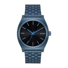 RELOJ NIXON TIME TELLER ALL BLUE/BLACK SUNRAY