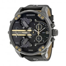 RELOJ DIESEL MR DADDY 2.0 BLACK