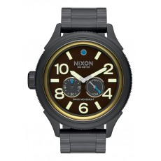 RELOJ NIXON OCTOBERTIDE ALL BLACK