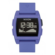 RELOJ NIXON BASE TIDE PURPLE RESIN