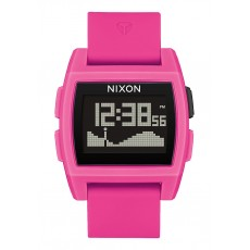 RELOJ NIXON BASE TIDE PUNK PINK RESIN