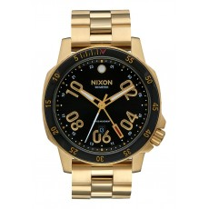 RELOJ NIXON RANGER GMT ALL GOLD/BLACK