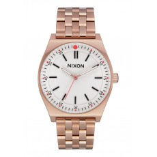 RELOJ NIXON CREW ALL ROSE GOLD/ CREAM