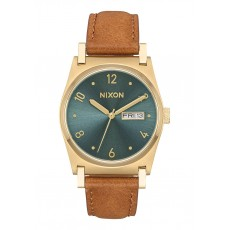 RELOJ NIXON JANE LEATHER TURQUOIS