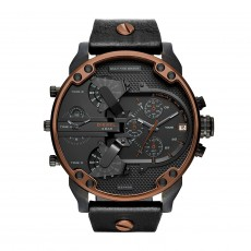 RELOJ DIESEL MR DADDY 2.0 ROSADO