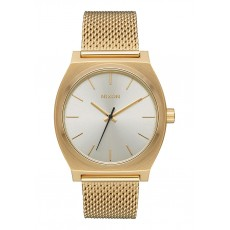 RELOJ NIXON TIME TELLER MILANESE ALL GOLD