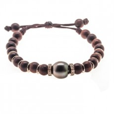 PULSERA SAPELLY NOIR