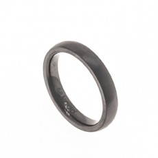 ANILLO KADO GRAFITO  POLISHED