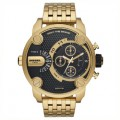 RELOJ DIESEL LITTLE DADDY DORADO