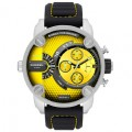 RELOJ DIESEL LITTLE DADDY AMARILLO