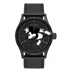 RELOJ NIXON MICKEY SENTRY LEATHER