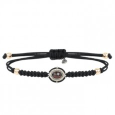 PULSERA SUNFIELD FINE GRANATE
