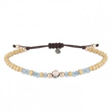 PULSERA PLAIN ROSE