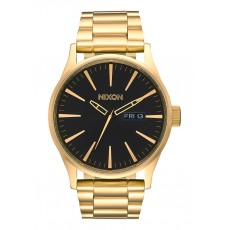 RELOJ NIXON SENTRY SS ALL GOLD BLACK