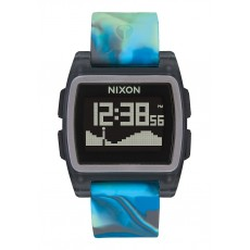 RELOJ NIXON THE BASE TIDE JELLYFISH BLUE