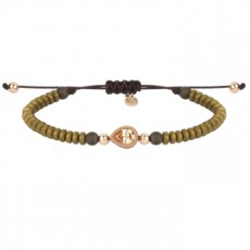 PULSERA SUNFIELD LARME BROWN
