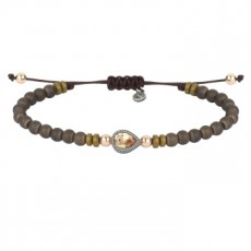 PULSERA SUNFIELD LARME BROWN I