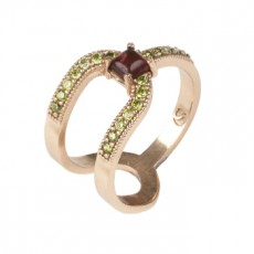 ANILLO SUNFIELD ET ROSE