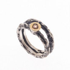 ANILLO LUMPS BROWN M