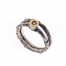 ANILLO LUMPS BROWN P