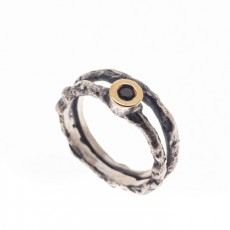 ANILLO LUMPS BLACK P