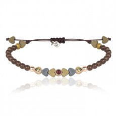 PULSERA SUNFIELD LOVE DOUBLE