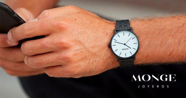 cuales son las marcas de relojes de moda para hombre
