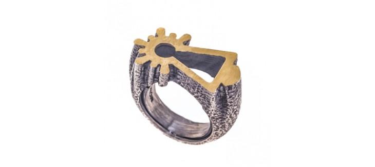 anillo de la virgen del pilar