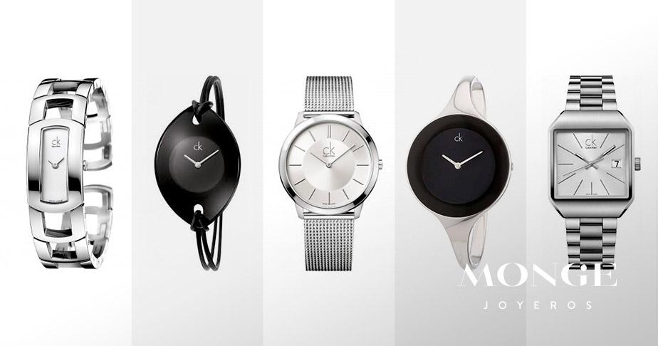 e40f39c2187c En Monge Joyeros lo sabemos y por ello en este post os traemos las últimas  tendencias para esta primavera 2017 en relojes de mujer Calvin Klein.