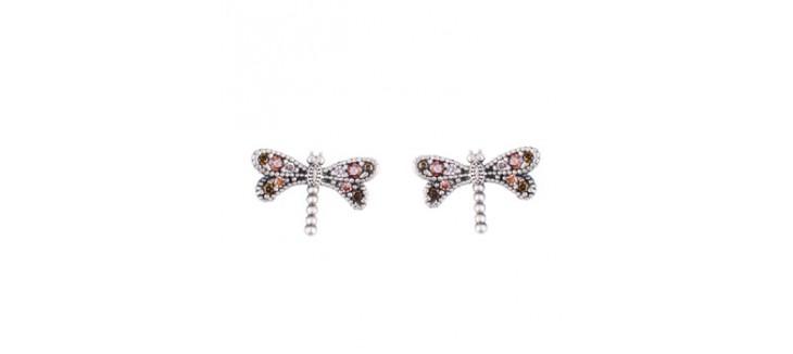 pendientes-mariposa-rosa