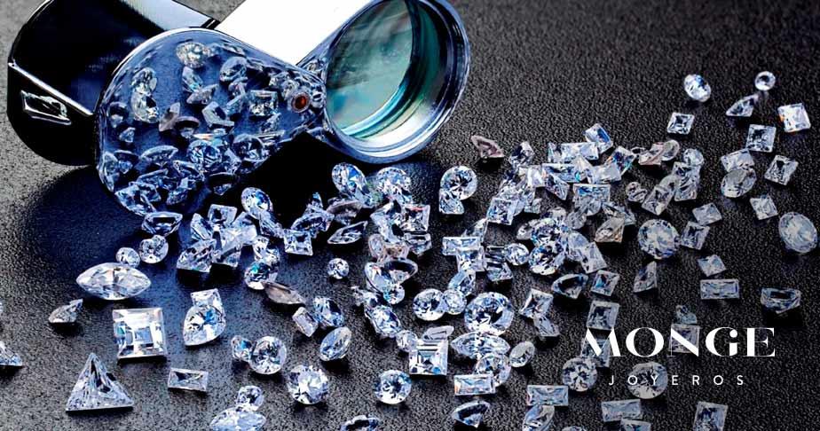 diferencia entre diamante y brillante
