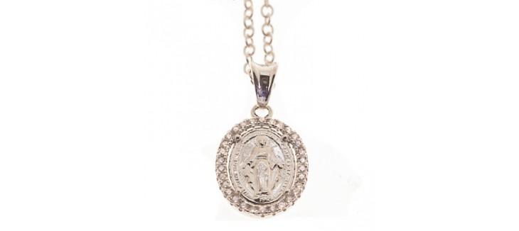 collar-adn-virgen-plata