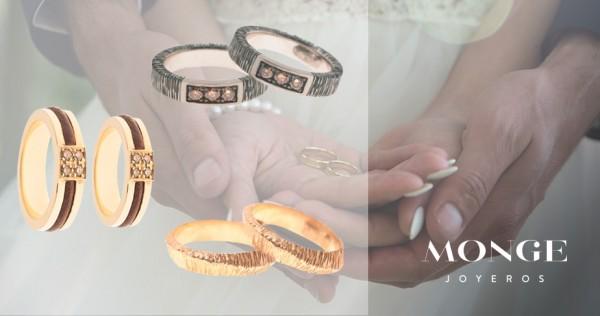 ideas para llevar las alianzas de boda al altar