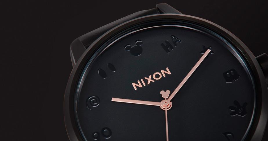 detalles reloj mickey