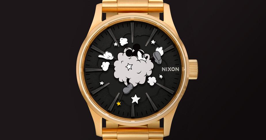 Mickey Mouse Nixon